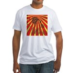 Rising Sun Fitted T-Shirt