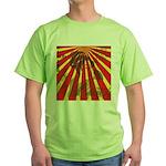 Rising Sun Green T-Shirt