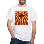 Rising Sun White T-Shirt