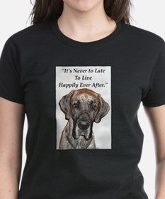 Great Dane Happily Ever After Tee