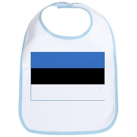 Estonia Flag Bib