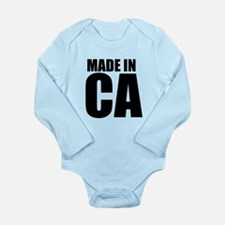 MADE IN CA Body Suit