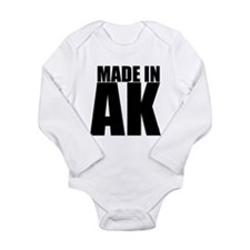 MADE IN AK Body Suit