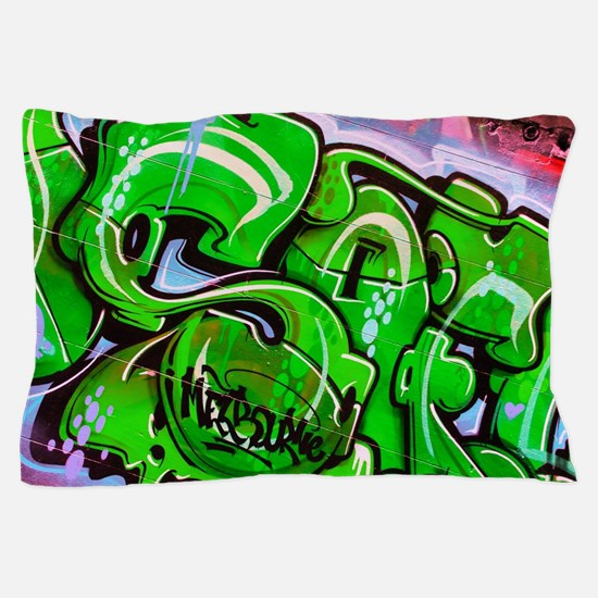 Back Street Pillow Case
