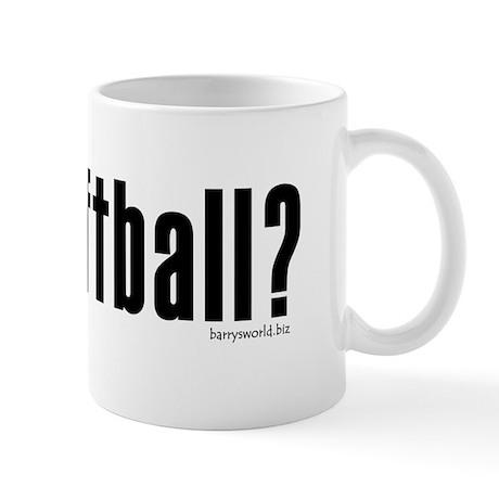 got softball? Mug