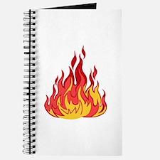 FIRE FLAMES Journal