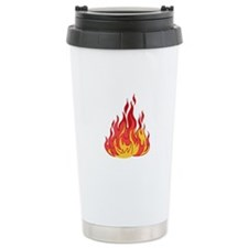 FIRE FLAMES Travel Mug