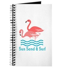 SUN SAND AND SURF Journal