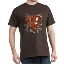 Tribal Bear T-Shirt