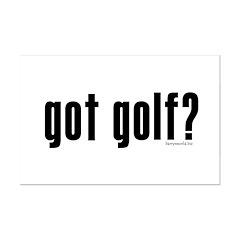 got golf? Posters