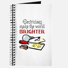 MAKE WORLD BRIGHTER Journal