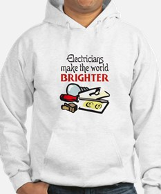 MAKE WORLD BRIGHTER Hoodie