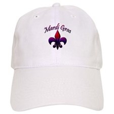 Cute Fat tuesday Baseball Cap