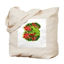 tropical Tote Bag