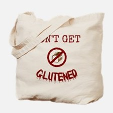Don't Get Glutened Tote Bag