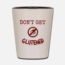 Don't Get Glutened Shot Glass
