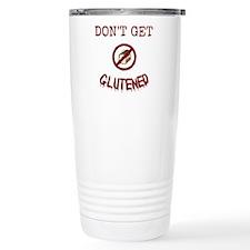 Don't Get Glutened Travel Mug