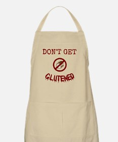 Don't Get Glutened Apron
