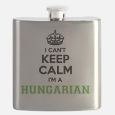 Unique Hungarian Flask