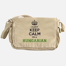 Cute Hungarian Messenger Bag