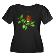 Cool Robin redbreast T
