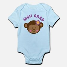 NICU Grad Girls cute Body Suit