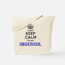 Cute Ingersol Tote Bag