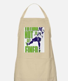 Not Get Fined Apron