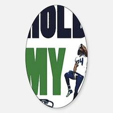 Hold My Lynch Sticker (Oval)