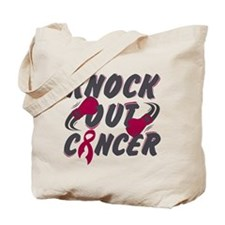 Knock Out Multiple Myeloma Tote Bag