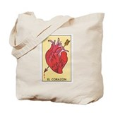Loteria Canvas Totes