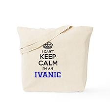 Cool Ivan Tote Bag