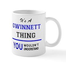 Unique Gwinnett Mug