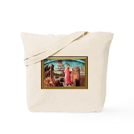 The Divine Comedy Fresco Framed