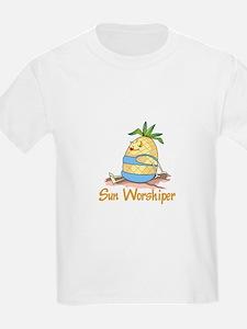 SUN WORSHIPER T-Shirt