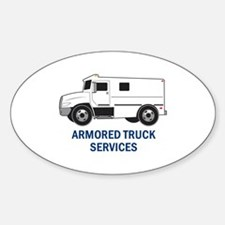 Armored Truck Company Decal