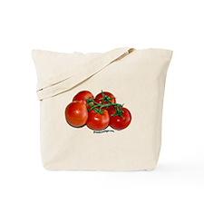 Vine Tomatoes Tote Bag