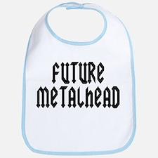 Future Metalhead Bib