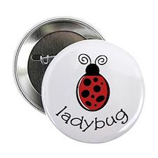 Ladybug Button (10 pk)