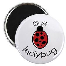 Ladybug Magnet (10 pk)