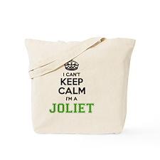 Funny Joliet Tote Bag