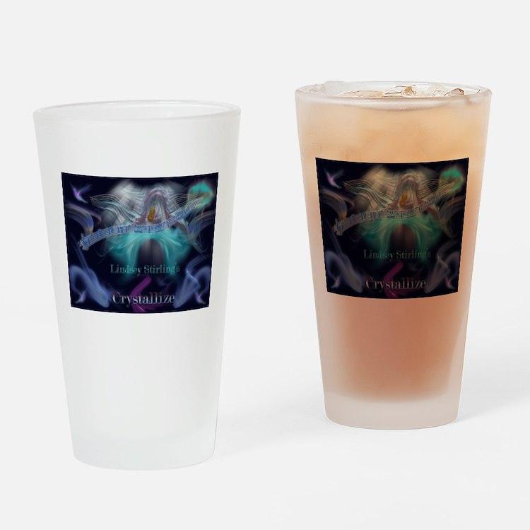 Lindsey Stirling - Crystallize Drinking Glass