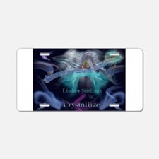 Lindsey Stirling - Crystall Aluminum License Plate
