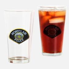 Cute Montclair california Drinking Glass
