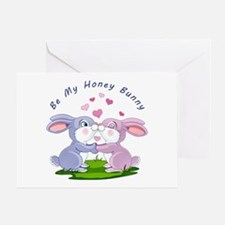 Honey Bunny- Greeting Card