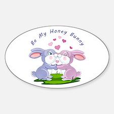Honey Bunny- Decal