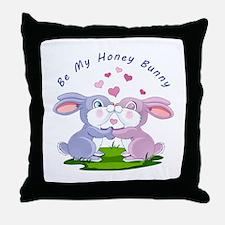 Honey Bunny- Throw Pillow