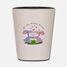 Honey Bunny- Shot Glass