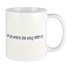 """Wretch"" Mug"