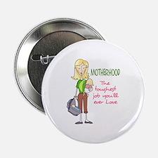 """MOTHERHOOD 2.25"""" Button (100 pack)"""